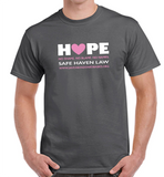 """Hope"" Basic Short-Sleeve T-Shirt"