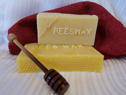 Pure Beeswax barsBeeswax- Barriault Ranch