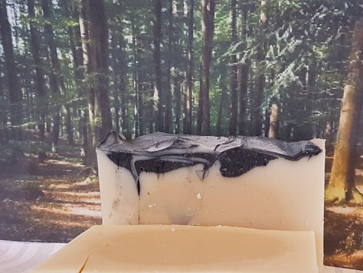 In The Woods Goats Milk SoapSoaps- Barriault Ranch