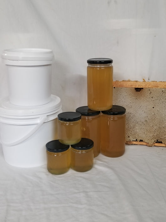 Raw HoneyHoney- Barriault Ranch