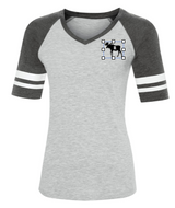 Ladies Baseball TeeShirts- Barriault Ranch