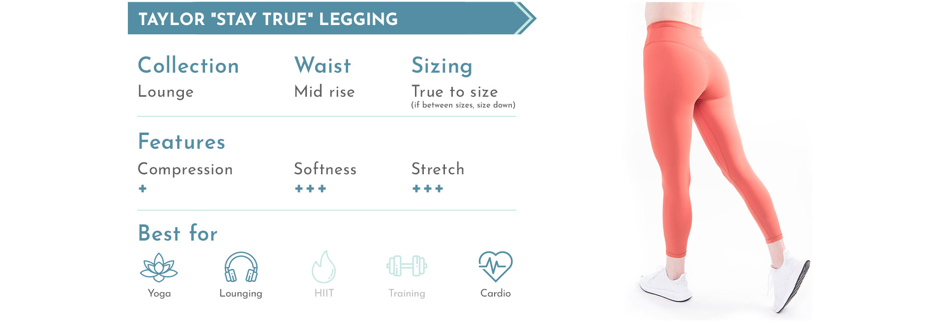 Legging Comparison Chart Ptula Learn how to take measurements and find out what clothing, footwear and accessory sizes are right for you. legging comparison chart ptula