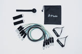P'tula 10-Piece Resistance Band Set