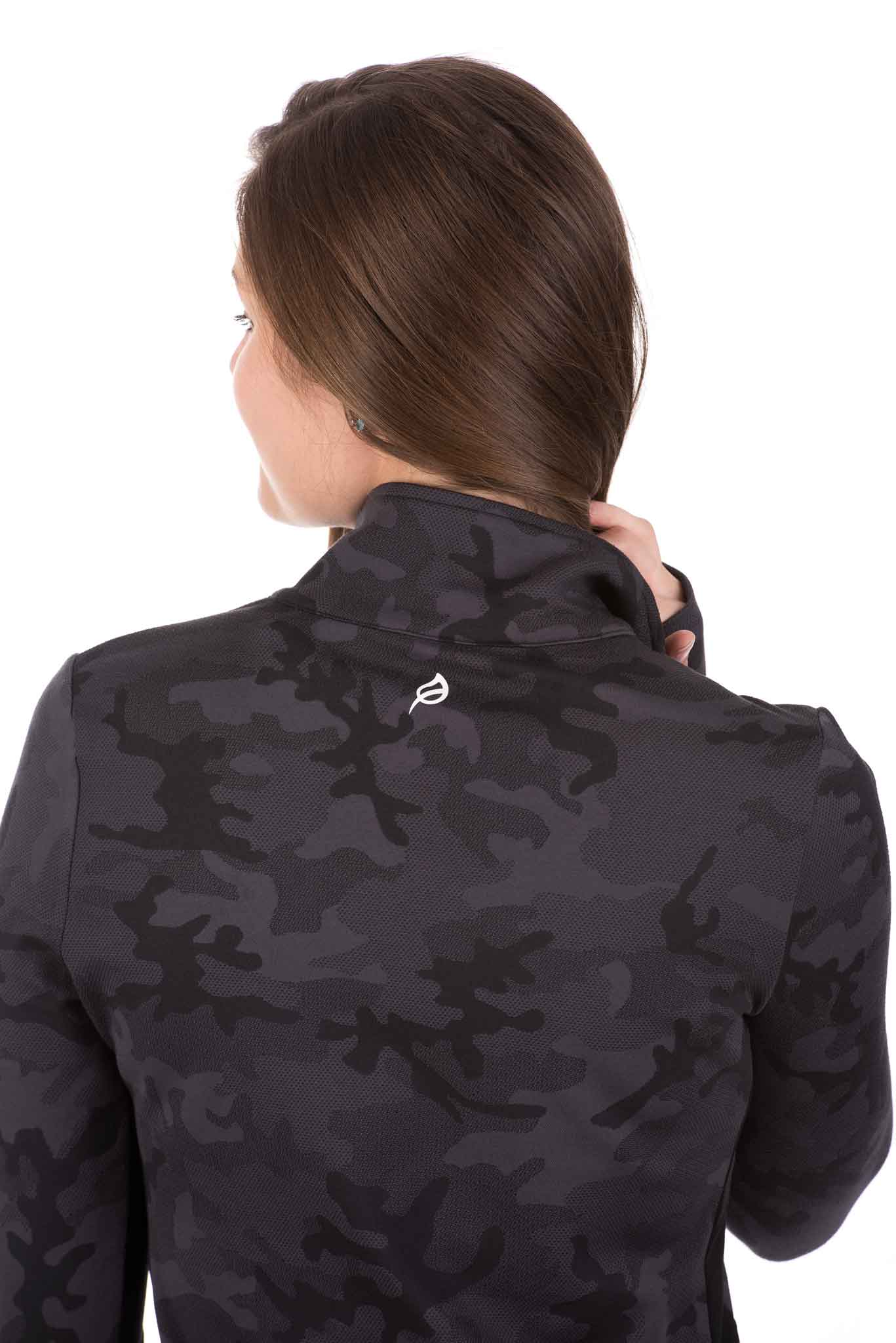 The Stealth Pullover - Camo