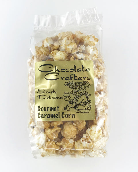Chocolate Crafters: Corn Puffs and Caramel Corn