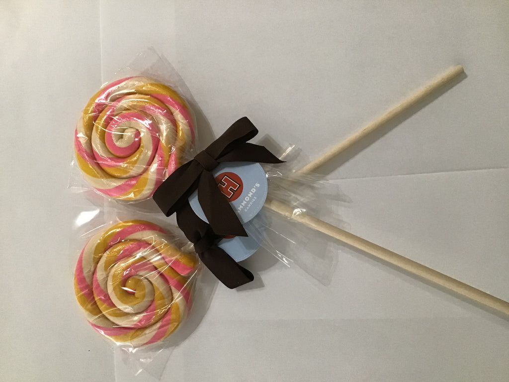 Lollipop - Strawberry Shortcake