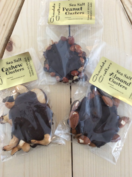 Chocolate Crafters: Clusters