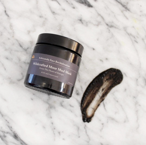 Wildcrafted Moor Mud Mask Benefits