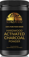 100% Pure FOOD GRADE Activated Charcoal Powder - Large, 32 oz Size Jar (10 oz by WEIGHT)