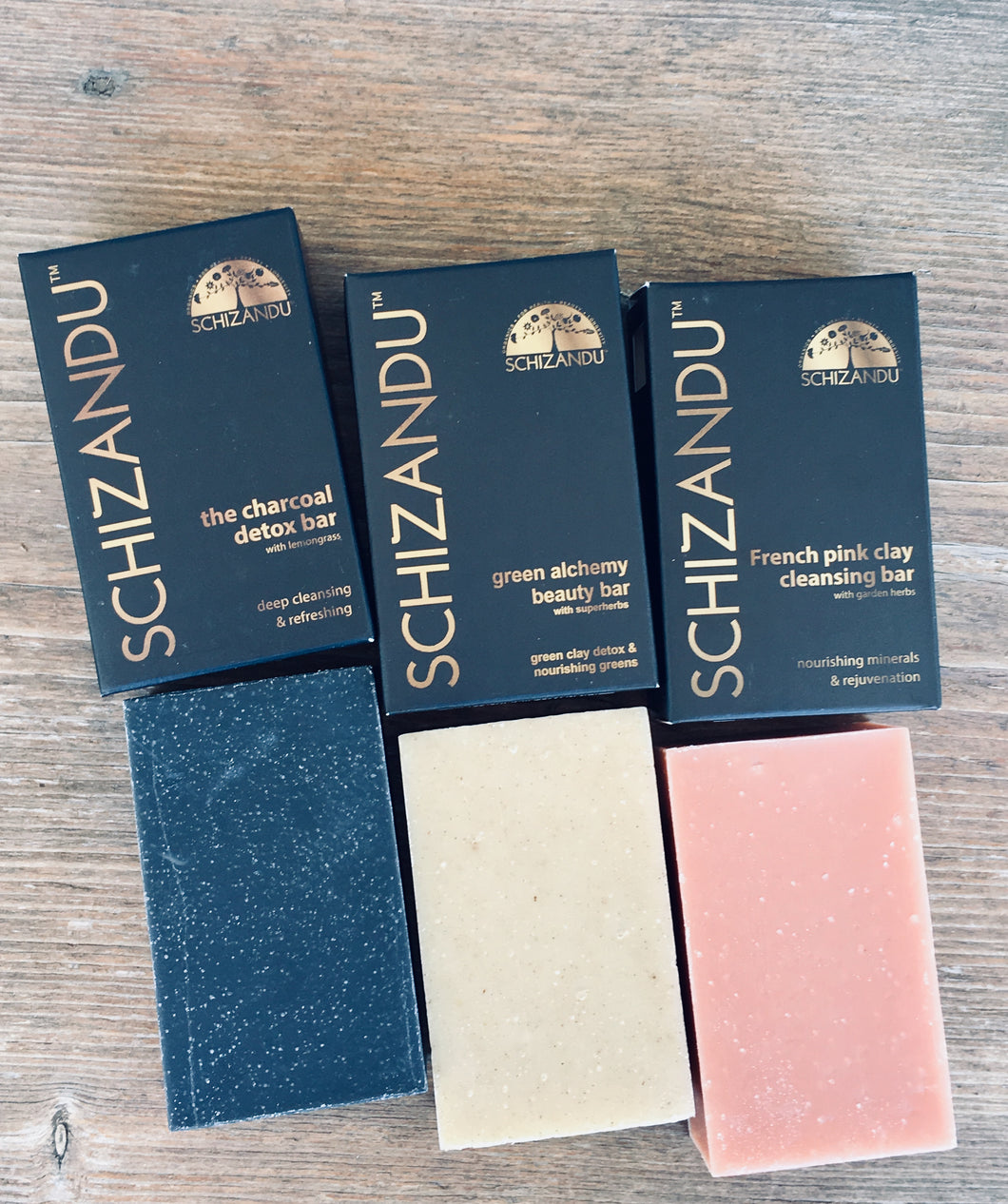 Cleansing Bar THREE Variety Pack - LIMITED TIME OFFER,Specials - Schizandu