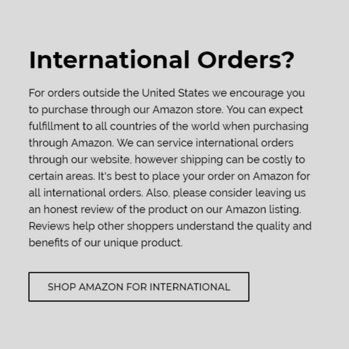 Amazon shipping offer details