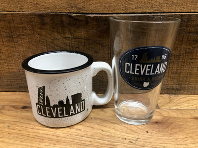 OIC Glassware - Only in Clev