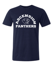 """Ascension Panthers"" Design on Navy - Only in Clev"