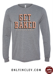 """Get Baked"" on Gray"