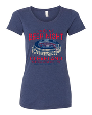 """Cleveland Beer Night"" on Navy"