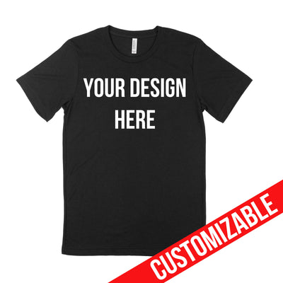 Make Your Own T-shirt (Customizable) Men's - Only in Clev