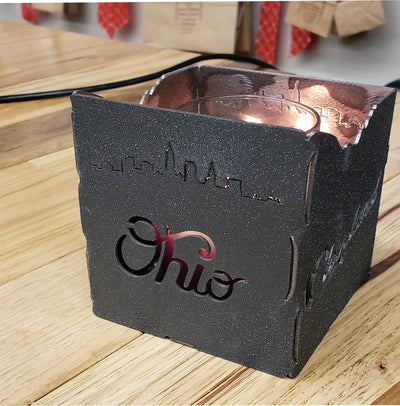 Metal- Candle Holder - Only in Clev