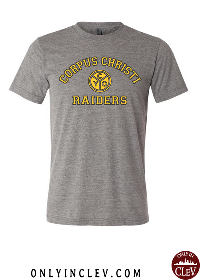 Corpus Christi Raiders T-Shirt - Only in Clev