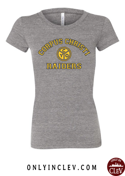 Corpus Christi Raiders Womens T-Shirt - Only in Clev