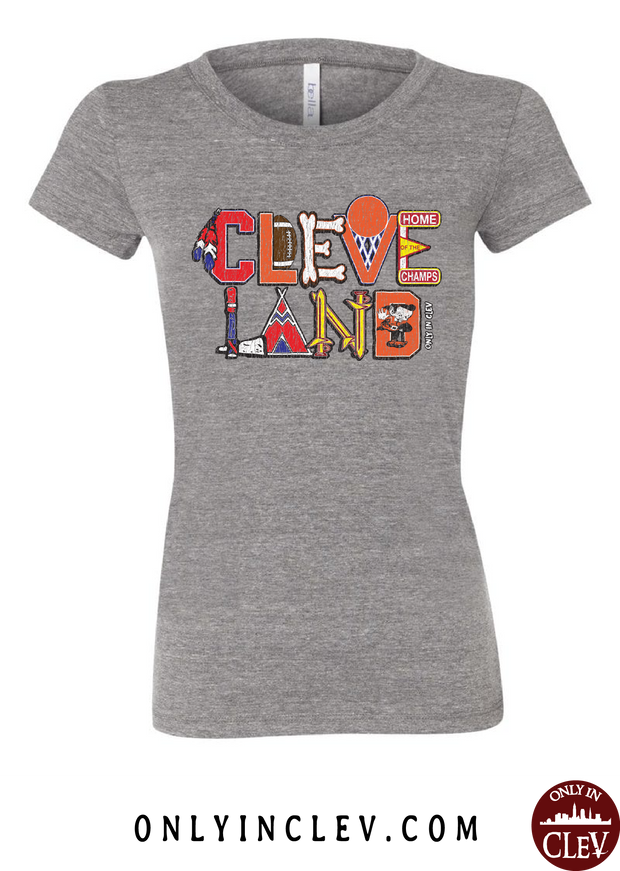 Cleveland All Sports Design