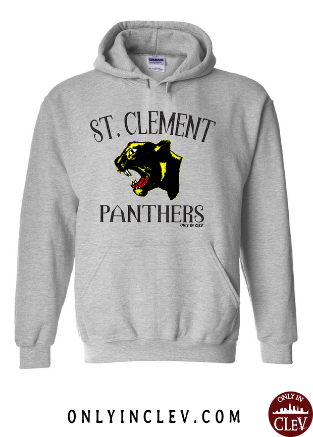 St. Clement Panthers Hoodie