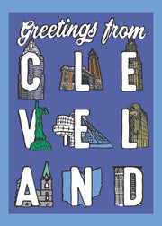 OIC Greeting Cards - Only in Clev