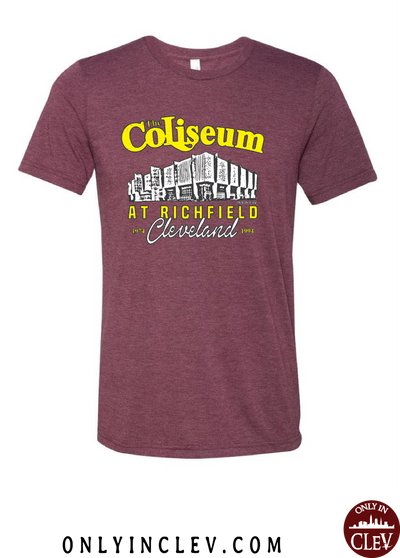 """The Coliseum"" on Maroon"