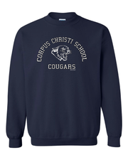 """Corpus Christi Cougars"" Design on Navy - Only in Clev"