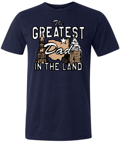 """Greatest Dad in the Land "" on Navy - Only in Clev"