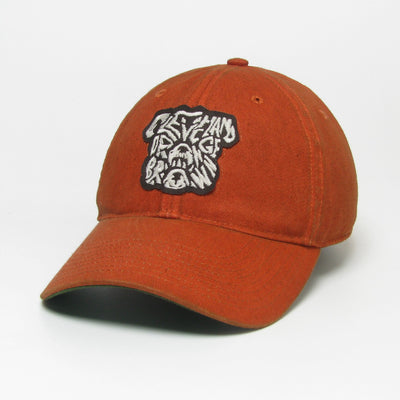 """Dawg Hat"" on Orange - Only in Clev"
