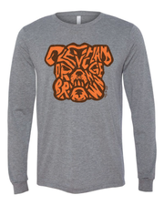 """Dawg T Shirt"" on Gray - Only in Clev"