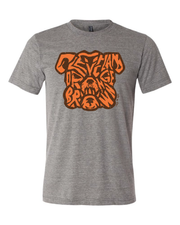 """Dawg T Shirt"" on Gray"