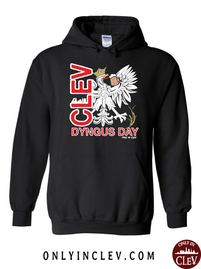 Dyngus Day Hoodie - Only in Clev