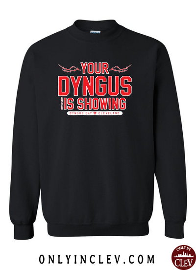 Your Dyngus Is Showing Crewneck Sweatshirt