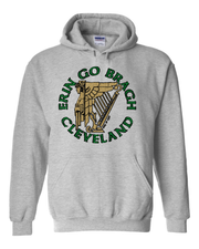 """Erin Go Bragh Cleveland"" on Gray"