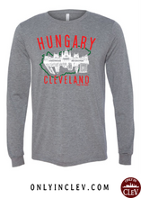 Cleveland Hungarian-Nationality Tee