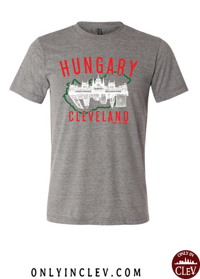 Cleveland Hungarian-Nationality Tee T-Shirt