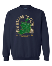 """From Ireland to Cleveland"" on Navy - Only in Clev"