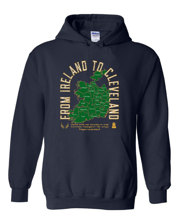 """From Ireland to Cleveland"" on Navy"
