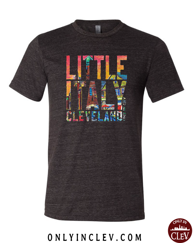 Little Italy Cleveland T-Shirt - Only in Clev
