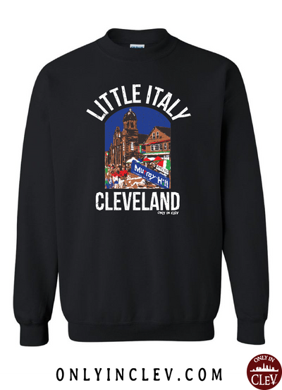 Murray Hill Cleveland Crewneck Sweatshirt - Only in Clev