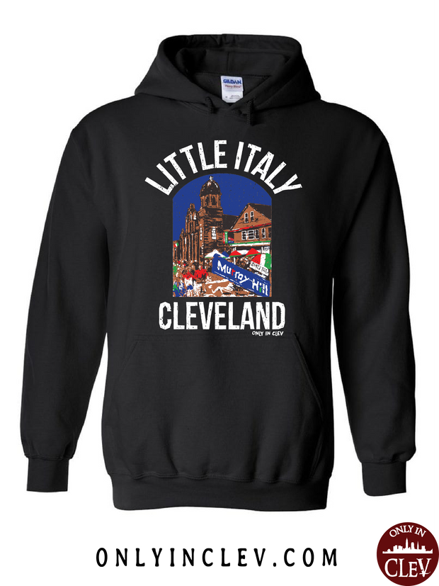 Murray Hill Cleveland Hoodie - Only in Clev