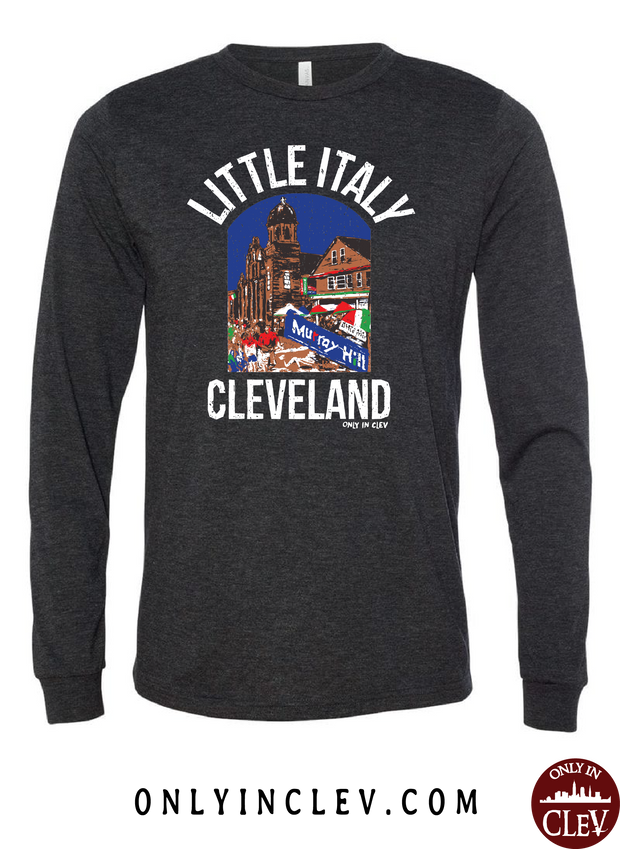 Murray Hill Cleveland Long Sleeve T-Shirt - Only in Clev
