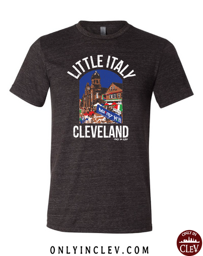 Murray Hill Cleveland T-Shirt - Only in Clev