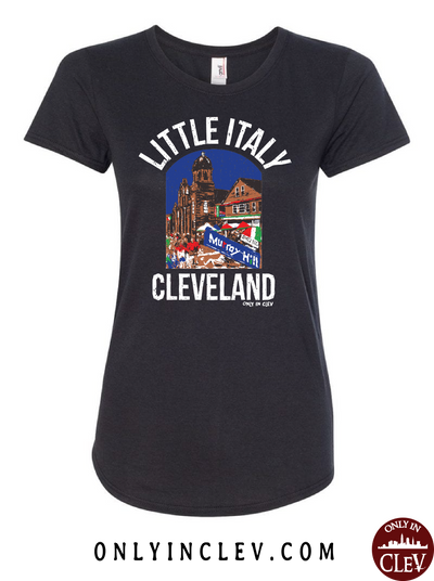 Murray Hill Cleveland Womens T-Shirt