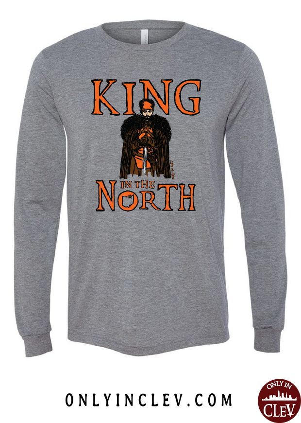 """King in the North"" on Gray"