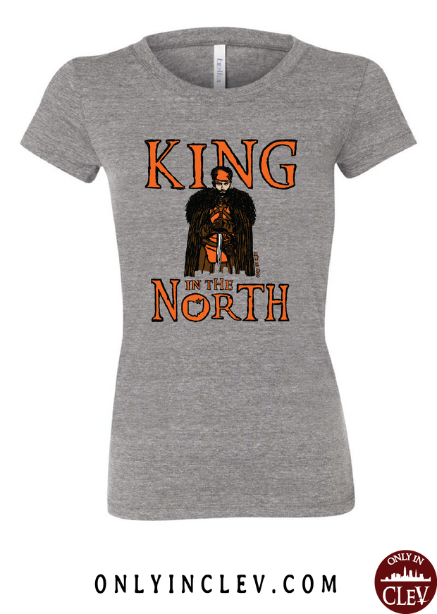 """King in the North"" on Gray - Only in Clev"
