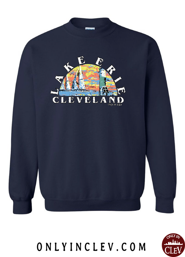 """Lake Erie"" on Navy - Only in Clev"
