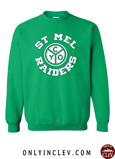 St. Mel Raiders Crewneck Sweatshirt - Only in Clev