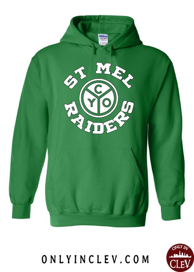 St. Mel Raiders Hoodie - Only in Clev
